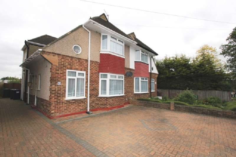 3 Bedrooms Semi Detached House for sale in Kenilworth Road, Edgware, Greater London. HA8 8XA
