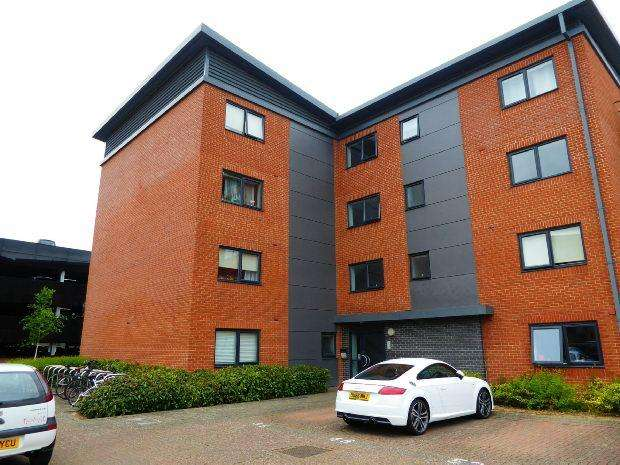 2 Bedrooms Apartment Flat for sale in Marshall Road, Banbury