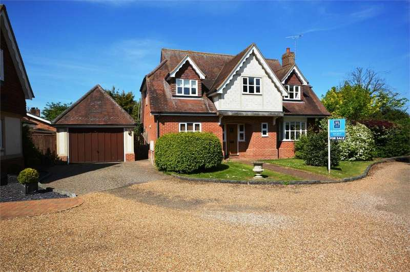 4 Bedrooms Detached House for sale in Braintree Road, Felsted