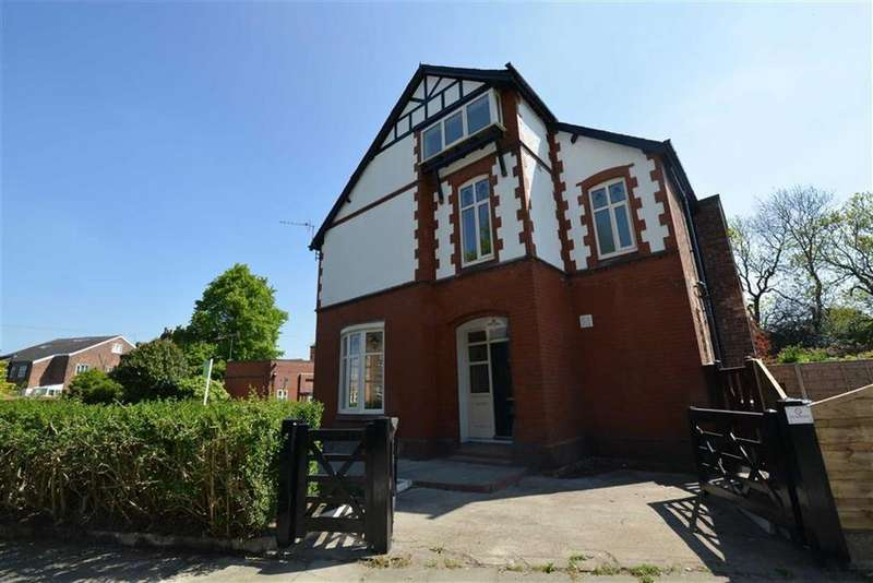 5 Bedrooms Semi Detached House for sale in Flixton Road, Urmston, Manchester