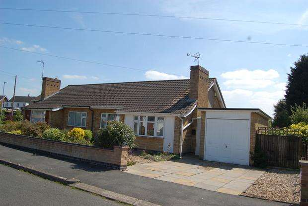 2 Bedrooms Bungalow for sale in Anglesey Road, Fairfield Estate, South Wigston, Leicester, LE18