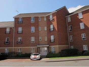 2 Bedrooms Apartment Flat for rent in Ellerman Road, City Quay, Liverpool