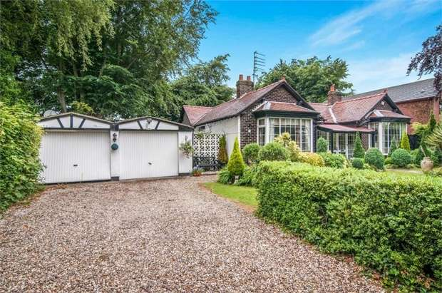 5 Bedrooms Detached Bungalow for sale in Mill Lane, Kirkby, Liverpool, Merseyside