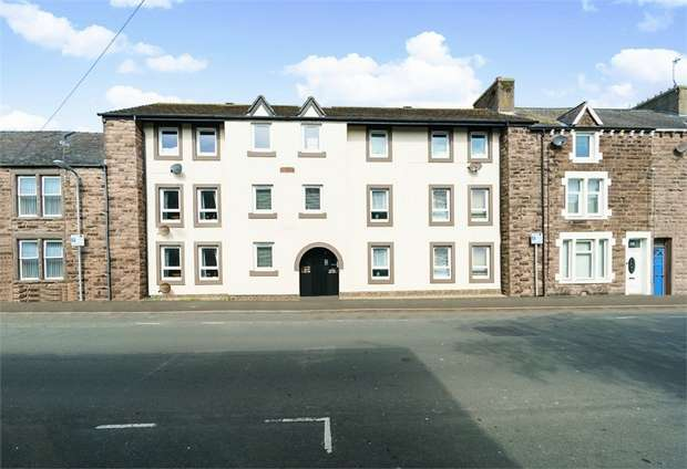 2 Bedrooms Flat for sale in Corporation Road, Workington, Cumbria