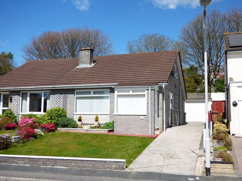 2 Bedrooms Semi Detached Bungalow for sale in Plympton, Plymouth