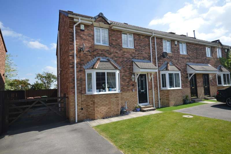 3 Bedrooms Town House for sale in Hammerton Farm Avenue, Ryhill
