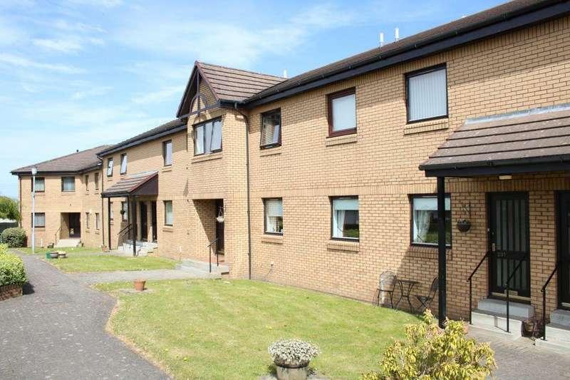 2 Bedrooms Ground Flat for sale in 207 Blairbeth Road, Blairbeth Court, Burnside, Glasgow, G73 5DN