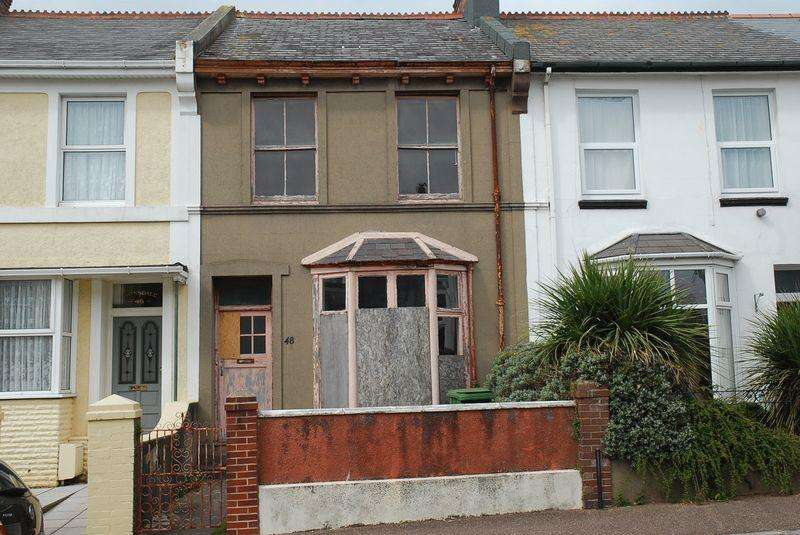 3 Bedrooms Terraced House for sale in Belmont Road, Torquay