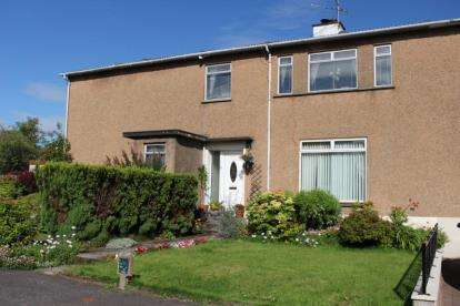 3 Bedrooms Flat for sale in Kirkton Crescent, Cardross