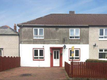 2 Bedrooms Flat for sale in Beechwood Road, Mauchline