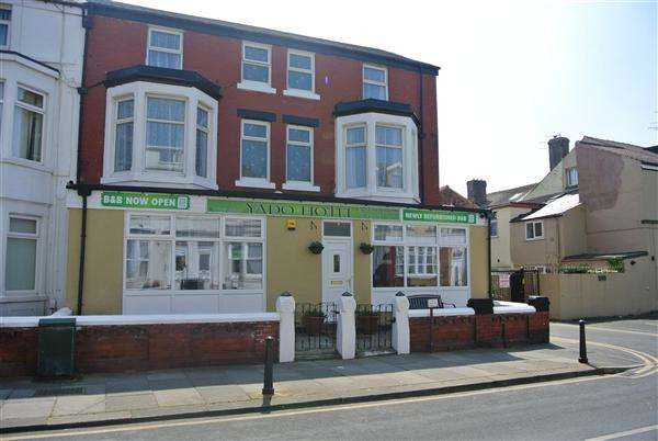 10 Bedrooms Hotel Commercial for sale in Cocker Street, Blackpool