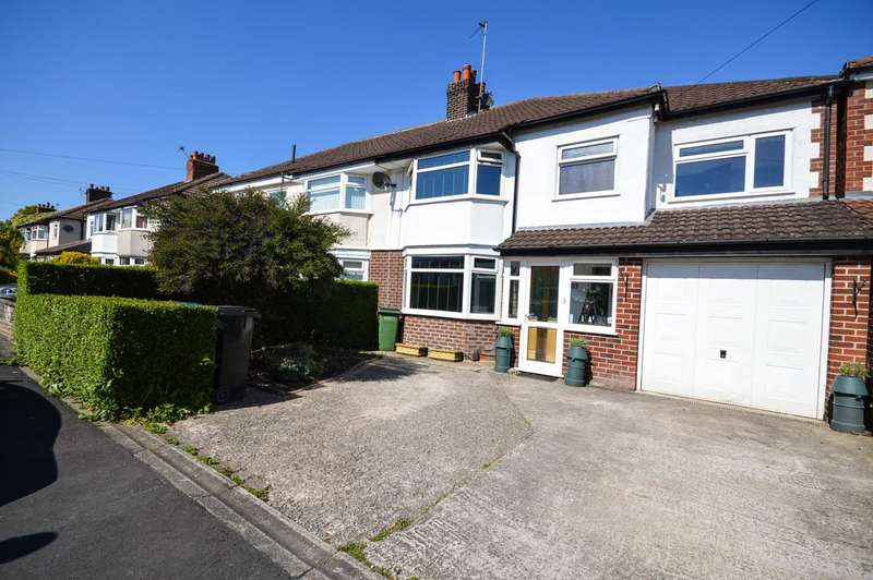 5 Bedrooms Semi Detached House for sale in Crossefield Road, Cheadle Hulme