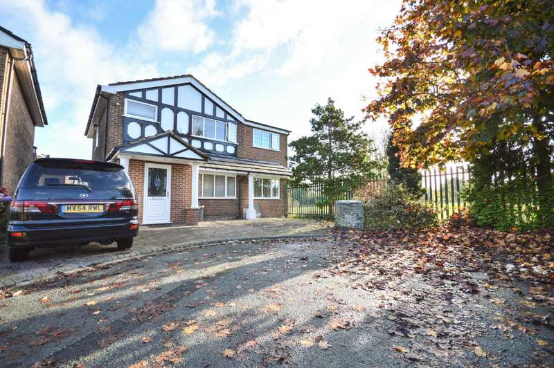 4 Bedrooms Detached House for sale in Ledge Ley, Cheadle Hulme