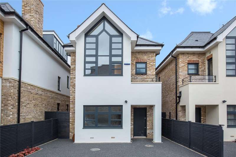 4 Bedrooms Detached House for sale in East End Road, London, N2