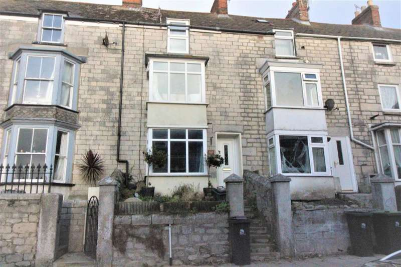 4 Bedrooms Terraced House for sale in Fortuneswell, Portland, Dorset, DT5 1LR