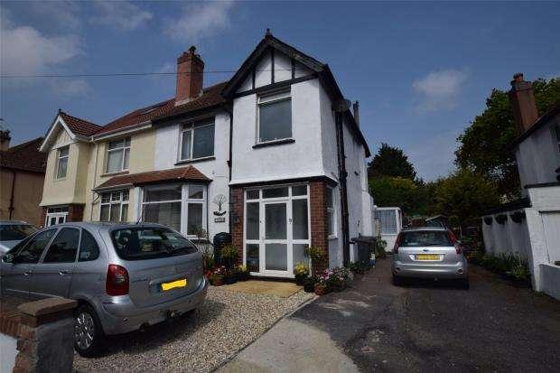 1 Bedroom Flat for sale in Oldway Road, Paignton, Devon