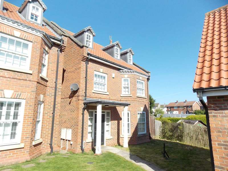 4 Bedrooms Detached House for sale in Rymers Court, Darlington