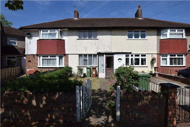 2 Bedrooms Terraced House for sale in Arlington Drive, CARSHALTON, Surrey, SM5 2EX