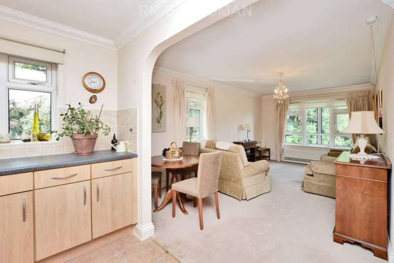 2 Bedrooms Retirement Property for sale in Firs Close, Claygate