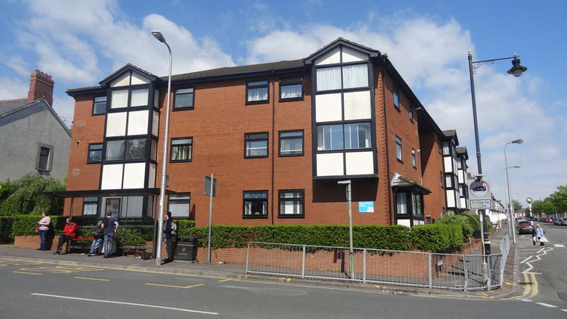 1 Bedroom Apartment Flat for sale in David Davies House, Barry