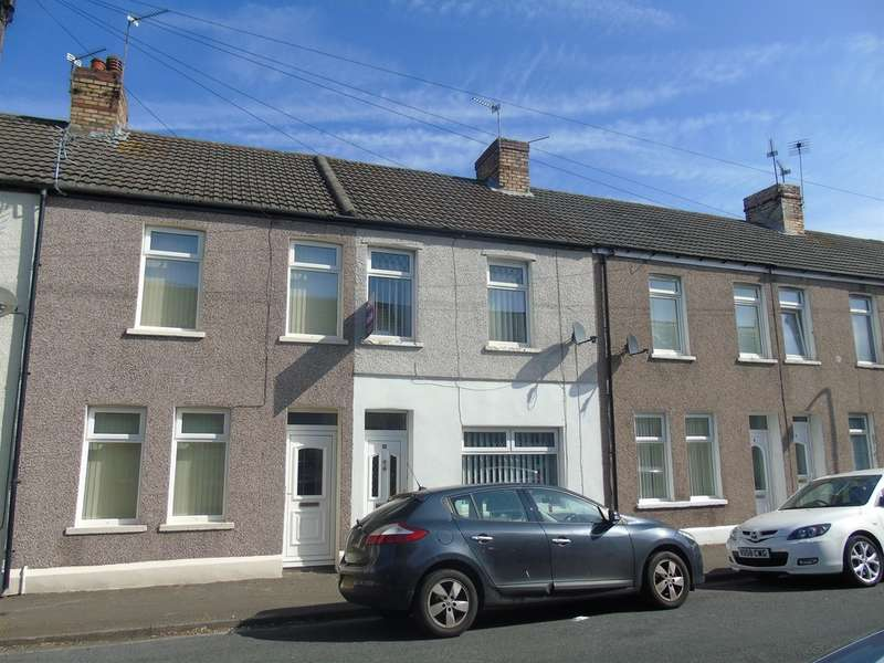 3 Bedrooms Terraced House for sale in Daisy Street, Cardiff