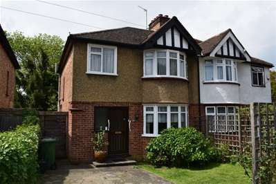 4 Bedrooms Semi Detached House for sale in Belsize Road, Harrow Weald