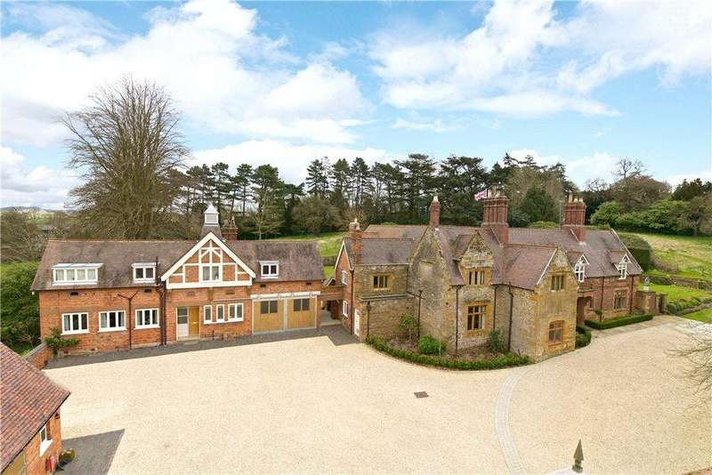 7 Bedrooms Unique Property for sale in High Street, Yelvertoft, Northamptonshire