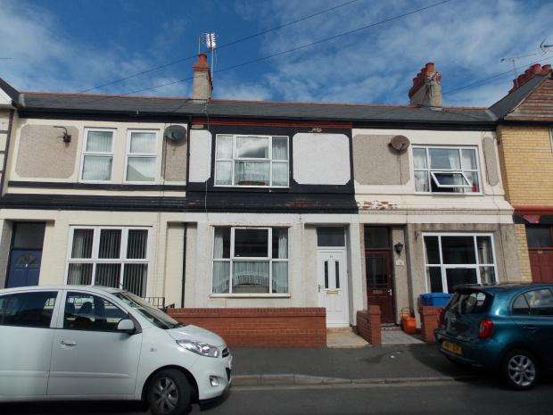 2 Bedrooms Terraced House for sale in Osborne Grove, Rhyl, LL18