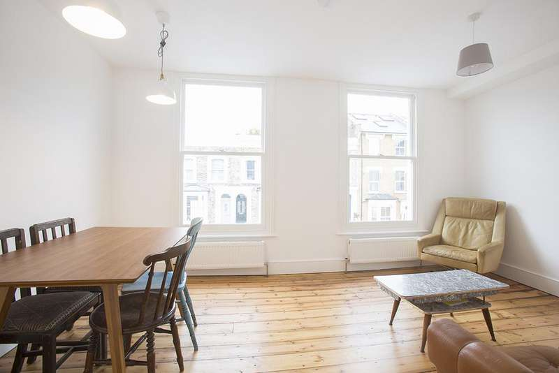 3 Bedrooms Flat for sale in Powell Road, Hackney E5