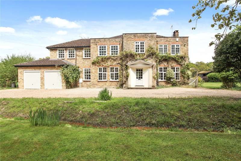 6 Bedrooms Detached House for sale in Goose Rye Road, Worplesdon, Guildford, Surrey, GU3