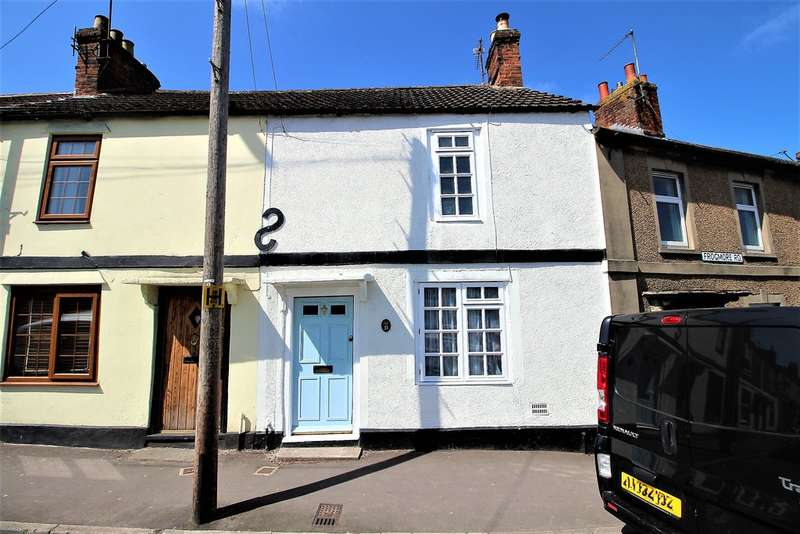 2 Bedrooms Cottage House for sale in Fore Street, Westbury