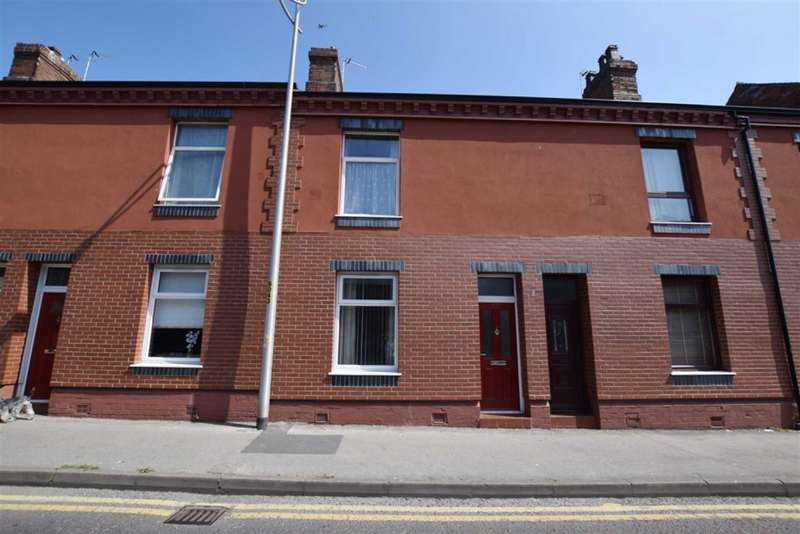 3 Bedrooms Terraced House for sale in Rawlinson Street, Barrow In Furness, Cumbria