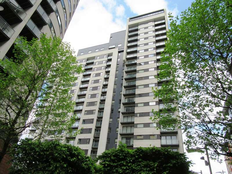 2 Bedrooms Apartment Flat for sale in Britton House, Lord Street, Green Quarter, M4