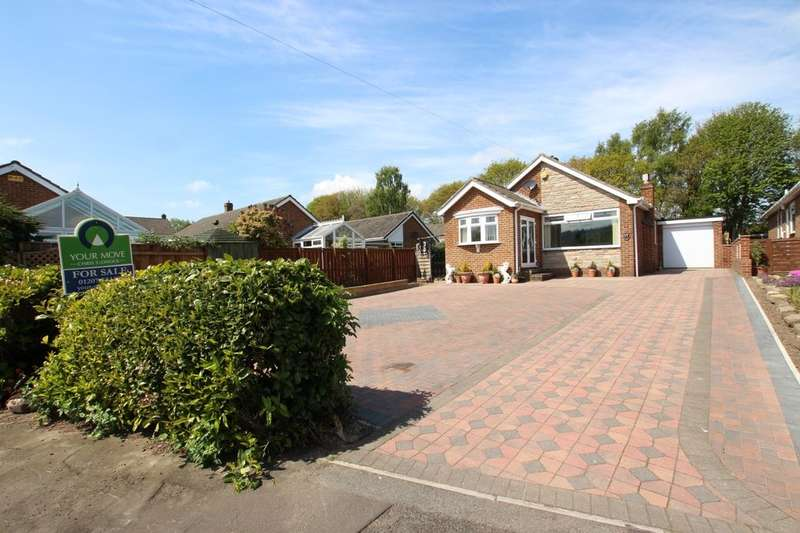 2 Bedrooms Detached Bungalow for sale in Towneley Fields, Rowlands Gill, NE39