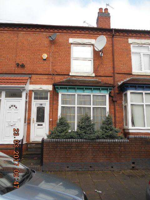2 Bedrooms Terraced House for sale in Malmesbury Road, Small Heath, Birmingham B10