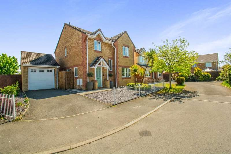 4 Bedrooms Detached House for sale in Pen Y Groes, Oakdale, Blackwood