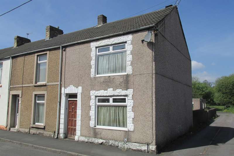 3 Bedrooms Terraced House for sale in Gwalia Terrace, Gorseinon, Swansea
