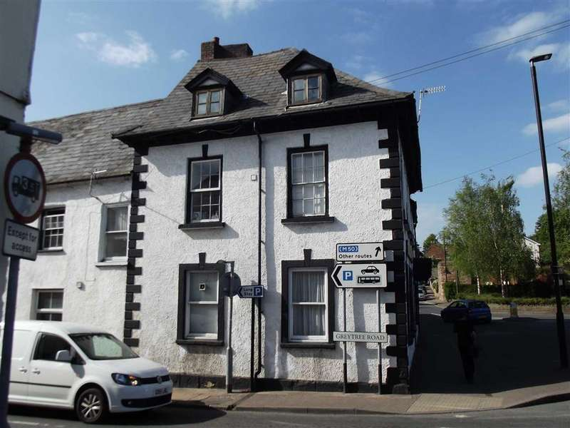 1 Bedroom Flat for sale in Brook House, Ross-on-Wye, Herefordshire