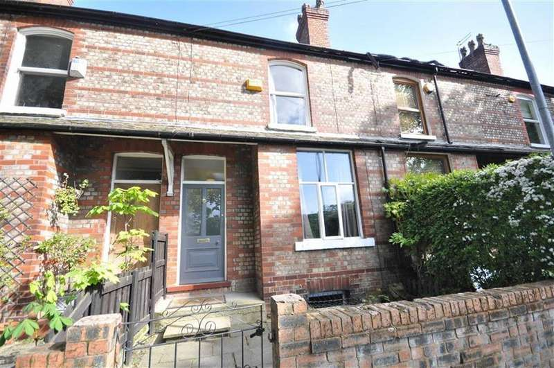 3 Bedrooms Terraced House for sale in Perrygate Avenue, West Didsbury, Manchester, M20