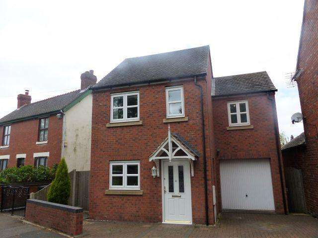 3 Bedrooms Detached House for sale in Princess Street,Burntwood,staffordshire