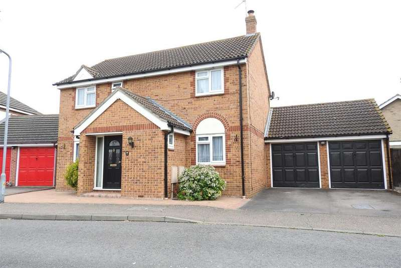 4 Bedrooms Detached House for sale in Armonde Close, Boreham, Chelmsford