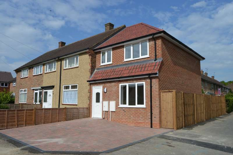 3 Bedrooms End Of Terrace House for sale in Lindfield Road, Romford