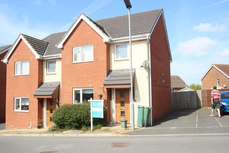 3 Bedrooms Semi Detached House for sale in Wellesley Way, Newport