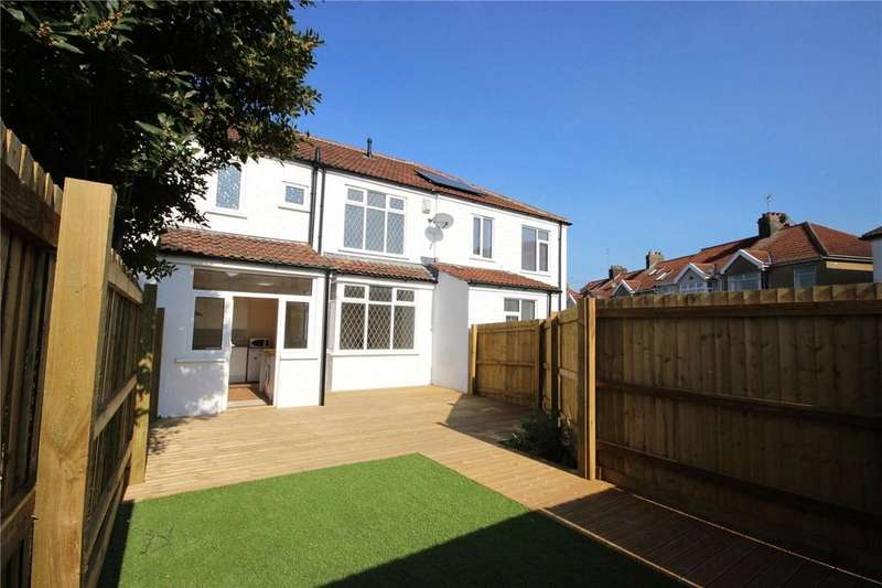 3 Bedrooms Terraced House for rent in Tuffley Road, Henleaze, Bristol, BS10