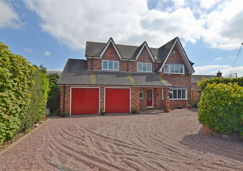 4 Bedrooms Detached House for sale in Orchard Croft, Cross Street, Stafford