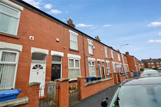 2 Bedrooms Terraced House for sale in Ladysmith Street, Shaw Heath, Stockport, Cheshire