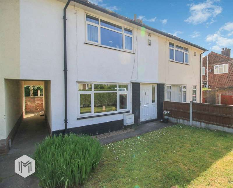 2 Bedrooms Terraced House for sale in Wilbraham Road, Walkden, Manchester