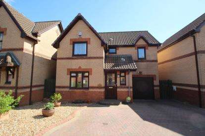 4 Bedrooms Detached House for sale in Winstanley Wynd, Kilwinning, North Ayrshire