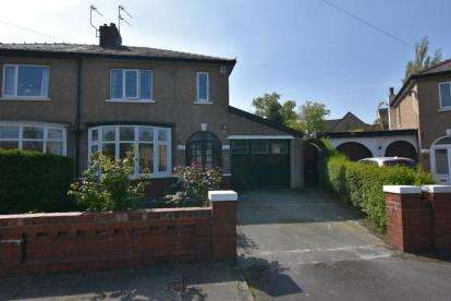 3 Bedrooms Semi Detached House for sale in York Crescent, Brownhill, Blackburn, Lancashire