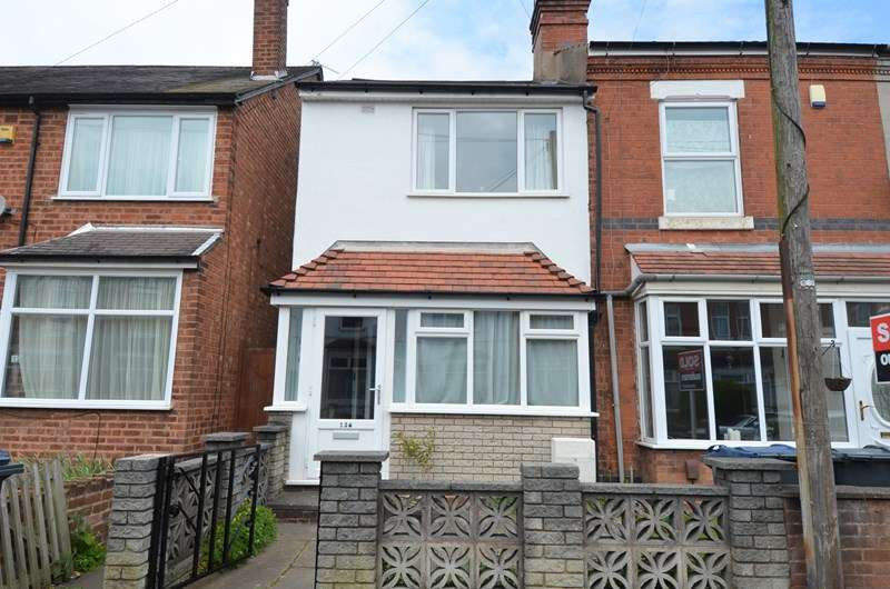2 Bedrooms End Of Terrace House for sale in Grange Road, Kings Heath, Birmingham